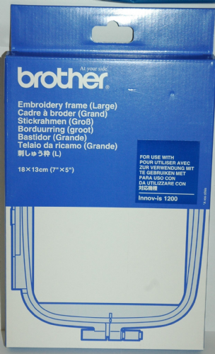 "Brother EF84 Embroidery Frame  7""x 5"""